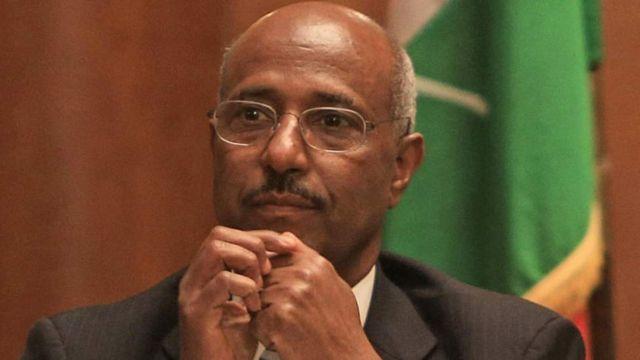 Seyoum Mesfin, Wasiirkii hore ee Arrimaha dibadda Itoobiya