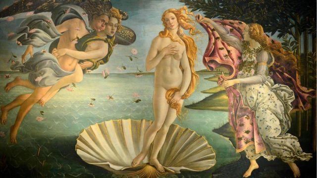 (Credit:佛罗伦萨乌菲兹美术馆 [Uffizi, Florence])