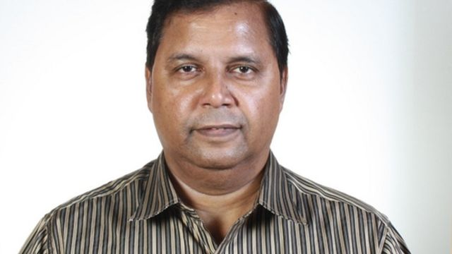 அரசியல் பார்வையாளர் இரா.முத்தரசன்