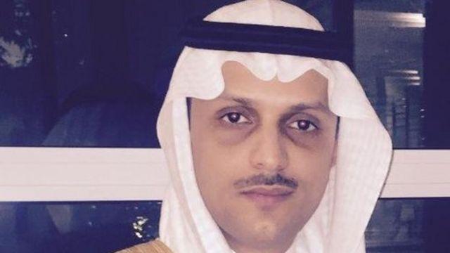 саудиялык ханзаада Сауд бин Саиф аль-Наср