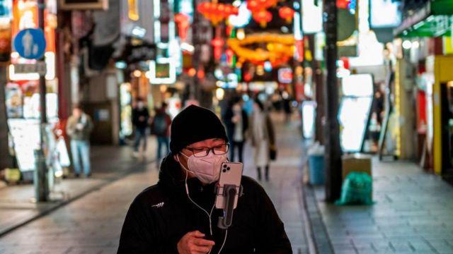 2月横滨唐人街(photo:BBC)