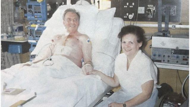 انتظار می رفت تد وارنر پس از پیوند قلب در سال ۱۹۹۰، فقط ۸ سال زنده بماند
