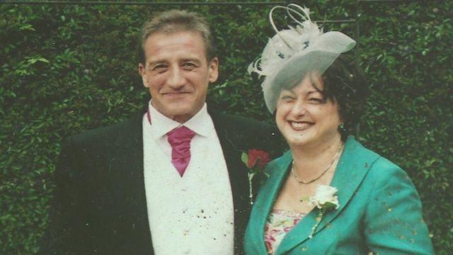 Clive y Samantha se casaron en 2007.