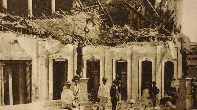 Puerto Rico tras el terremoto