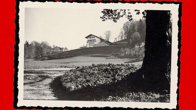 Casa de Hitler em Berghof, nos Alpes da Bavária
