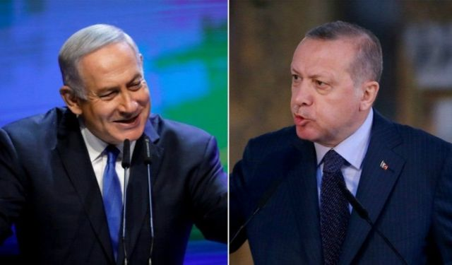 اردوغان اور نتن یاہو
