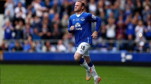 Rooney ba shi da makoma a United