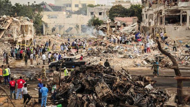Mogadhishu, Somalia