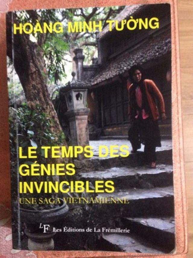 Bản in tiếng Pháp cuốn Thời của thánh thần