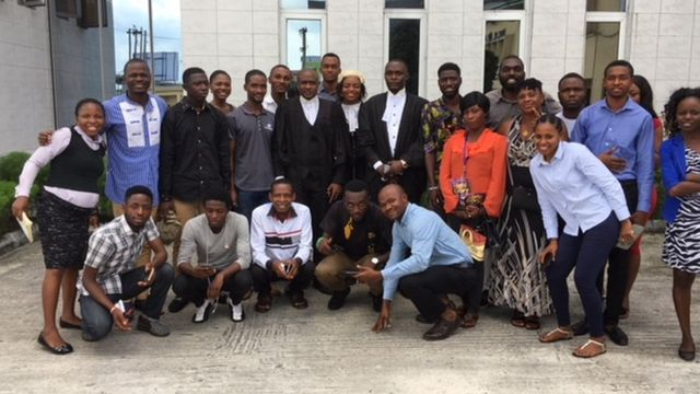 Students from University of Port Harcourt wey carri dia school go court
