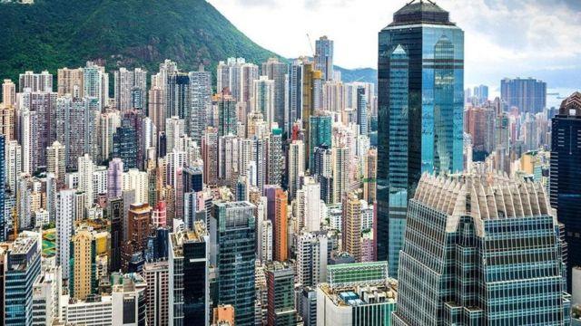 مركز هونغ كونغ التجاري