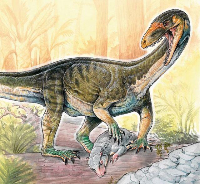 Родичі динозавра