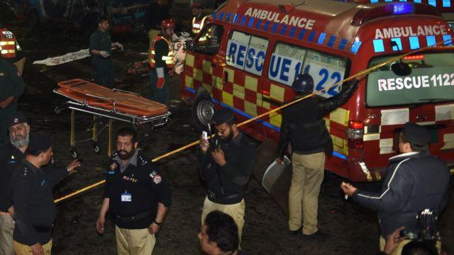 لاہور حملہ