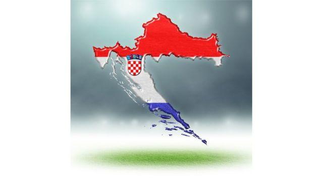 علم كرواتيا
