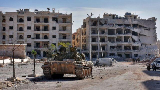 لغز ترامب في سوريا