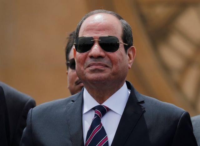 Mısır Cumhurbaşkanı Abdülfettah es-Sisi