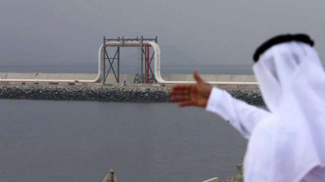 نفت امارات