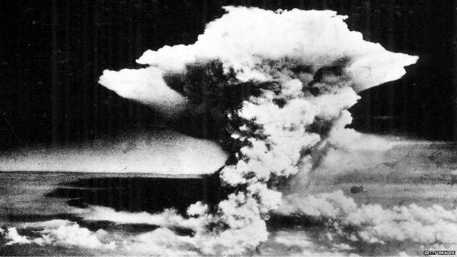 Bombe atomic ya TNT yatewe Hiroshima yadugije inkingi y'umwitsi udasanzwe.