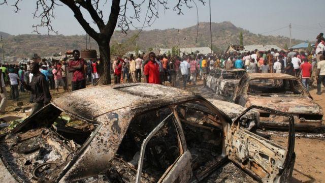 Le mode opératoire de l'attentat s'apparente à celui du groupe djihadiste Boko Haram