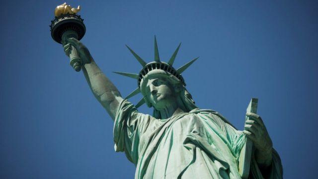 تمثال الحرية في الولايات المتحدة