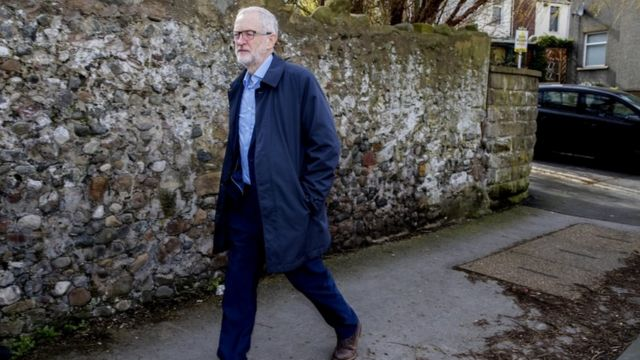 Brexiteer who egged Corbyn 'could be jailed'