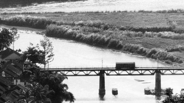 中越边境桥