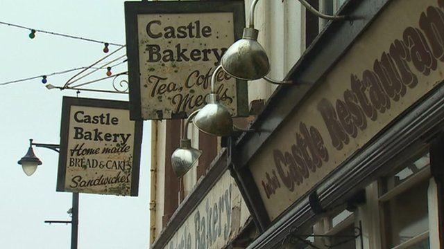 Castle Bakery
