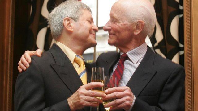 Percy Steven and Roger Lockyer
