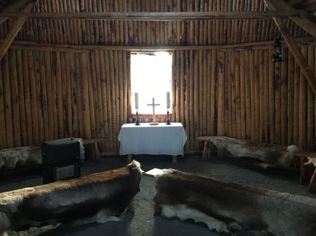 挪威性侵案--薩米風格的小木屋
