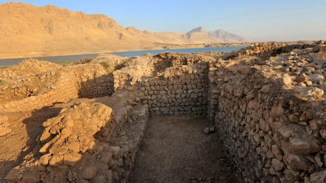 a historical site at the ancient city of Qalatga Darband, which is believed to have been founded in 331 BC by Alexander the Great