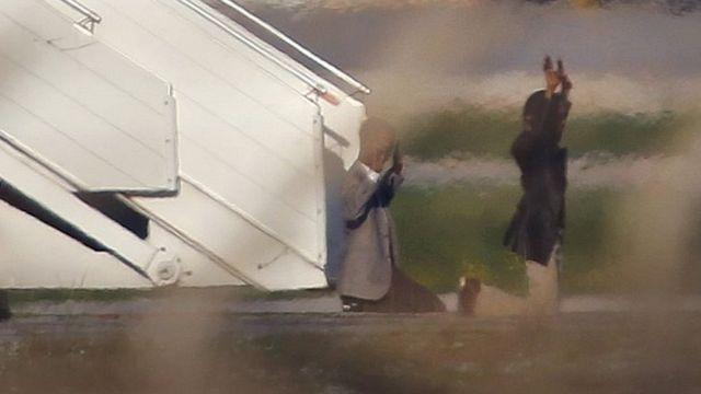 लीबिया विमान हाईजैक