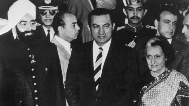 ज्ञानी जैल सिंह, इंदिरा गांधी