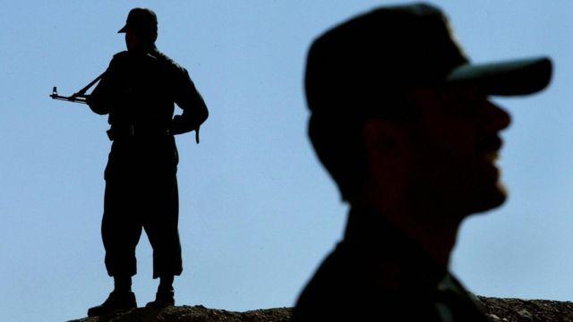 ایرانی فوجی