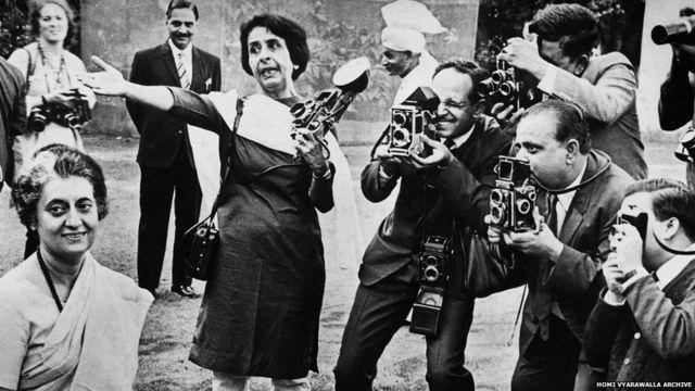 1939 ते 1970 दरम्यान भारतातील एकमेव महिला छायाचित्रकार होमी त्यांच्या टॅलेंटमुळंच पुरुषी वर्चस्व असलेल्या या व्यवसायातील अनेक अडथळे दूर करू शकल्या.
