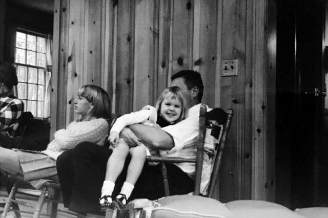 Jenny e seu pai