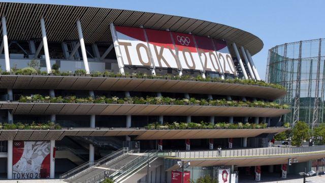 Estadio Nacional, sede principal de los Juegos Olímpicos Tokyo 2020