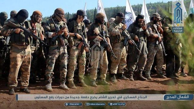 هیات تحریر شام میخواهد کلیه اقدامات نیروهای جهادی در شمال سوریه را کنترل کند