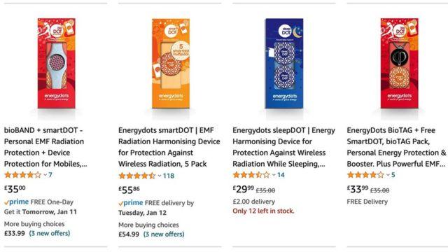 SmartDots на Amazon