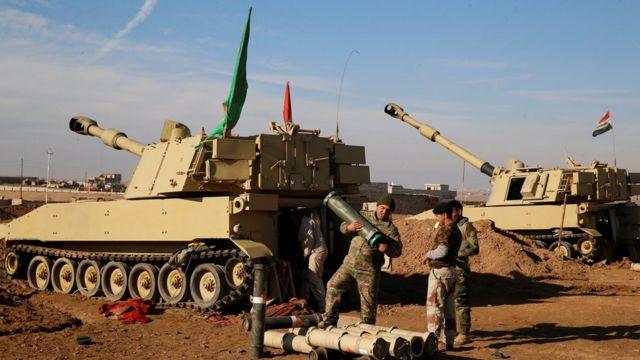 دبابات للجيش العراقي