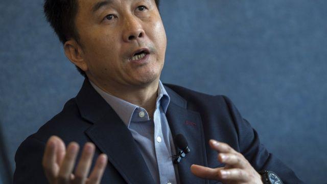 North Korean defector Kang Chol-Hwan
