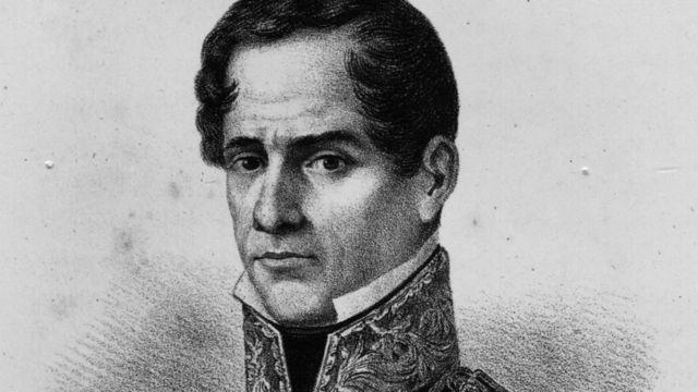 Antonio de Padua María Severino López de Santa Anna y Pérez de Lebrón