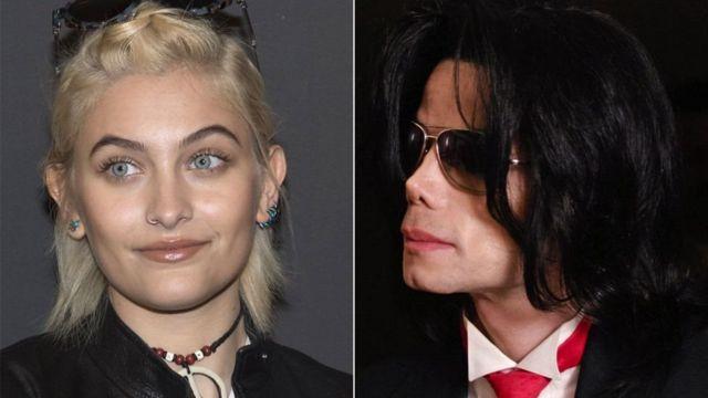 Paris və Michael Jackson