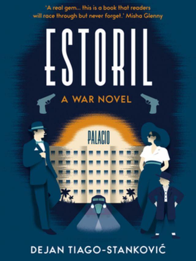 Roman Estoril, englesko izdanje, Apollo, London, 1918