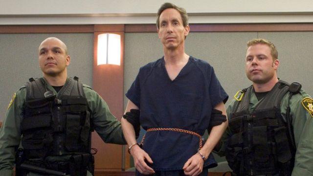 Warren Jeffs bajo arresto