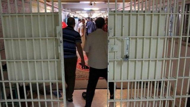 احکام زندان