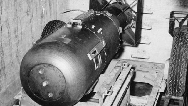قنبلة هيروشيما