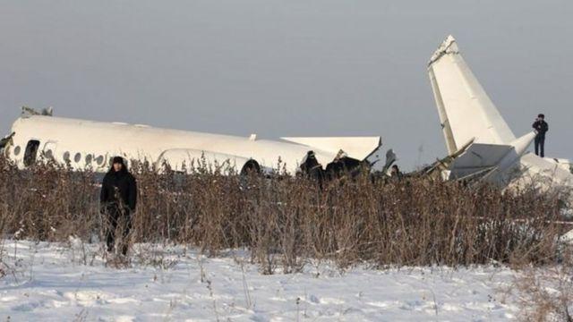 هواپیما پس از بلند شدن از باند فرودگاه، در ساعت ۷:۲۲ صبح به وقت محلی دچار سانحه شد