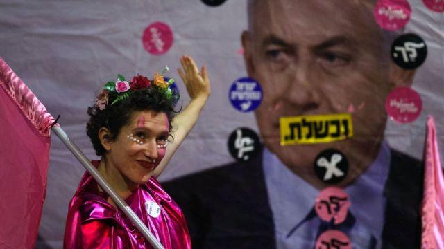 Противники Нетаньяху
