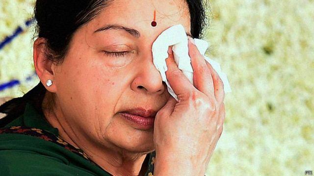 जयललिता, तमिलनाडु की मुख्यमंत्री