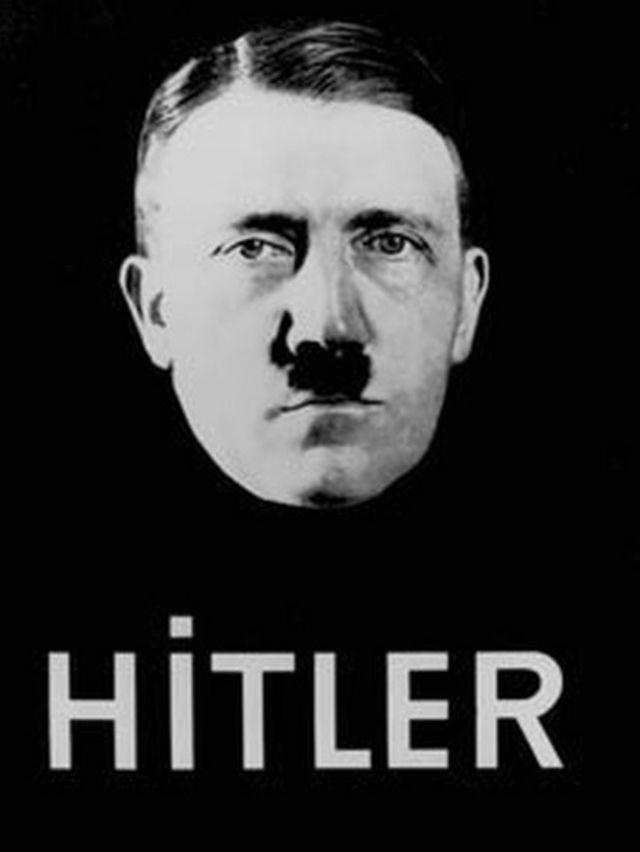 1932 साली हिटलरच्या प्रचारासाठी तयार केलेलं पोस्टर